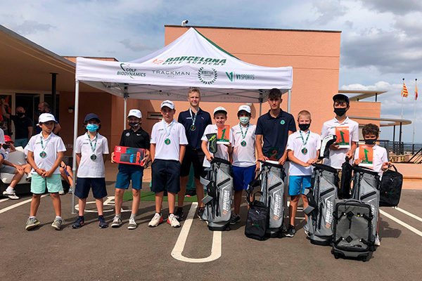 The Junior Golf Tour ended with a grand finale, loaded with prizes and gifts