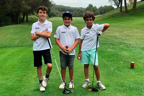 Photo gallery of the Junior Golf Tour 2021 final at Club de Golf Barcelona