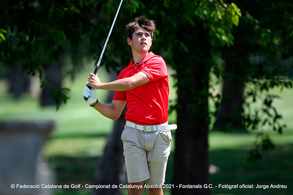 Photo gallery of the 2021 Catalonia Championship in Fontanals Golf