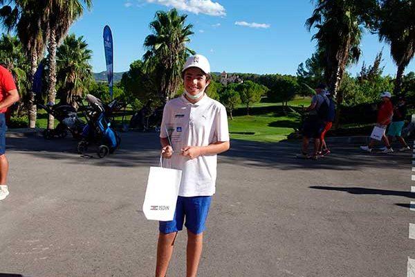 Barcelona Golf Junior IMG opens the 2021/22 junior season at the Club de Golf Barcelona